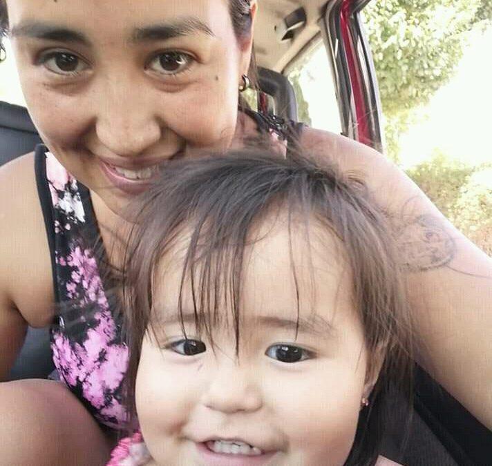 La pequeña Pía se recupera favorablemente y su familia agradeció a todos por el apoyo brindado