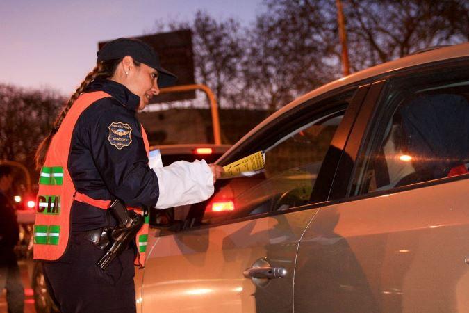 Se han realizado 1.800 multas a conductores alcoholizados desde el endurecimiento de la ley