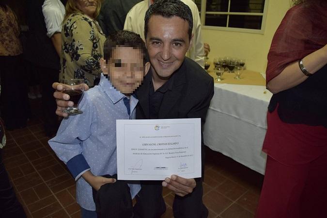 """¡Gran noticia! Cristian salió de terapia intensiva: """"Hemos recibido la ayuda de todo el pueblo de San Carlos"""""""