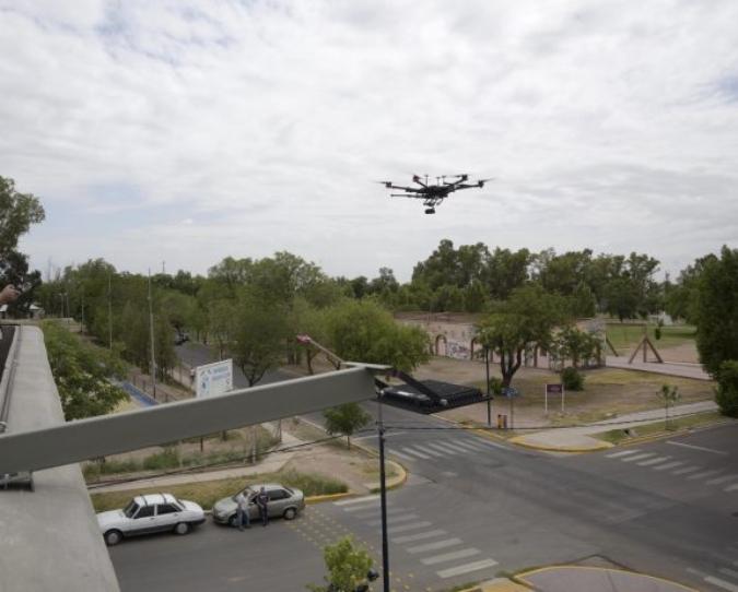 La Policía utilizará drones para patrullaje aéreo y tareas de seguridad en la provincia