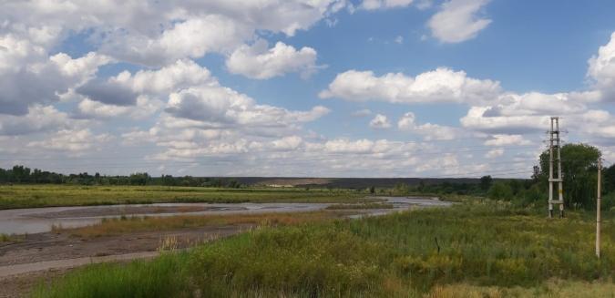 """""""Año de sequía severa"""" en el río Tunuyán: así lo anticipó el pronóstico de Irrigación"""
