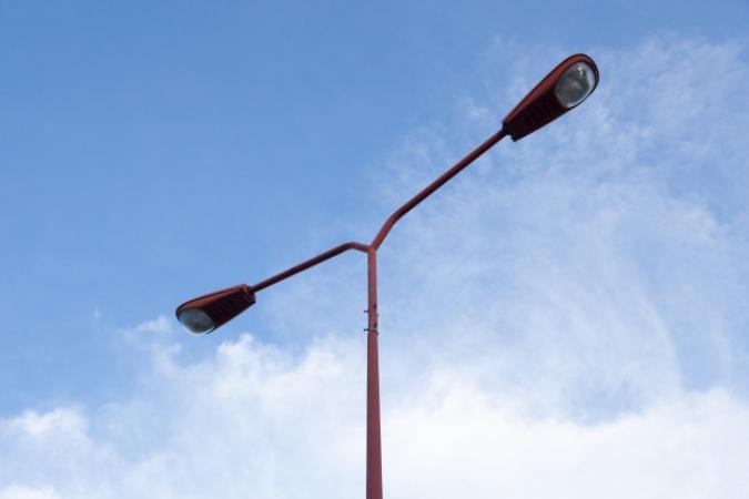 Tupungato: durante una semana no habrá luz en la plaza del barrio Aero Club por refacciones