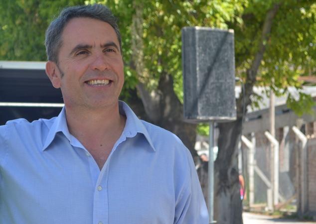 Primer legislador en donar su sueldo: Difonso ya lo transfirió a la cooperadora del Hospital Tagarelli