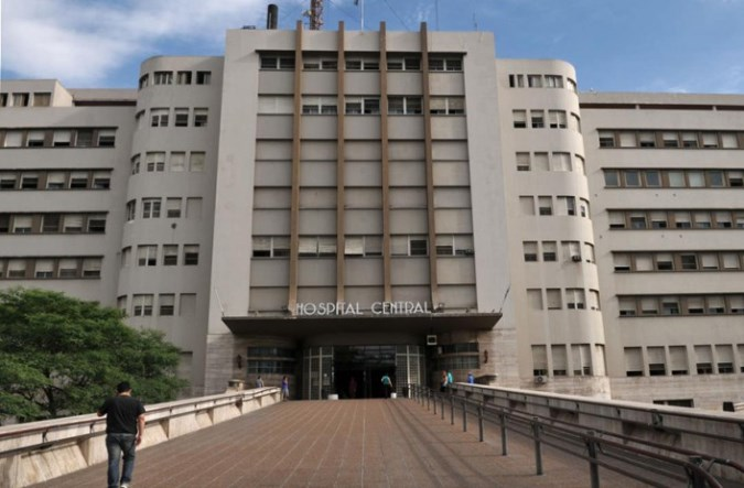 Sábado: la mujer que sufrió un fuerte accidente en Tunuyán, se encuentra en terapia intensiva