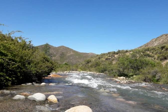 Recordatorio: se necesita un permiso especial para pescar en el Manzano