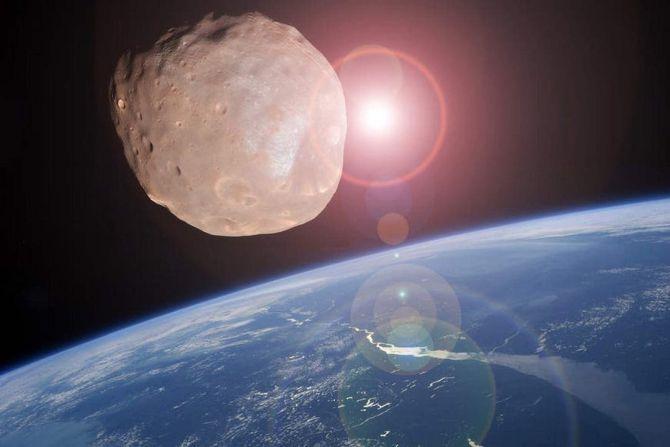 Asteroide de grandes dimensiones pasará muy cerca de la Tierra el 29 de abril