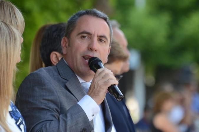 """Difonso: """"El proyecto de castigar a usurpadores también apunta a empresarios que se quedan con terrenos del Estado"""""""