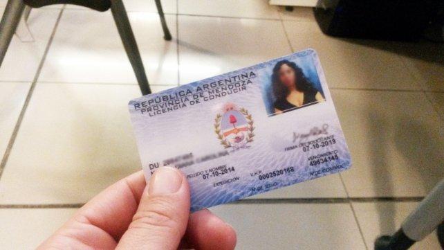 Por una falla en el sistema nacional, no se puede tramitar la licencia de conducir