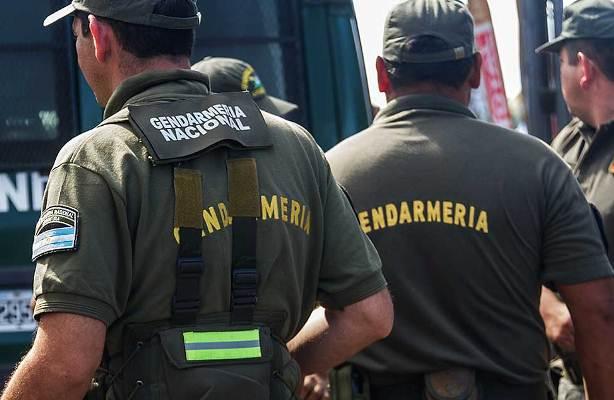 Por incumplir la cuarentena, Gendarmería trasladó a dos sancarlinos a la comisaría de Tunuyán