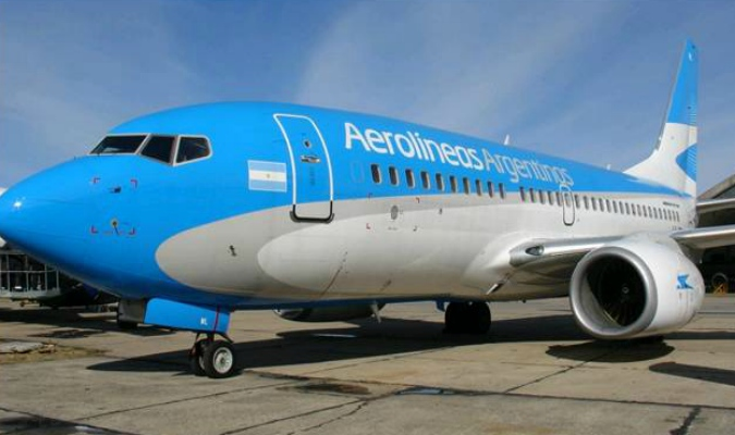 Aerolíneas vuelve a Londres con un vuelo especial para traer argentinos del exterior