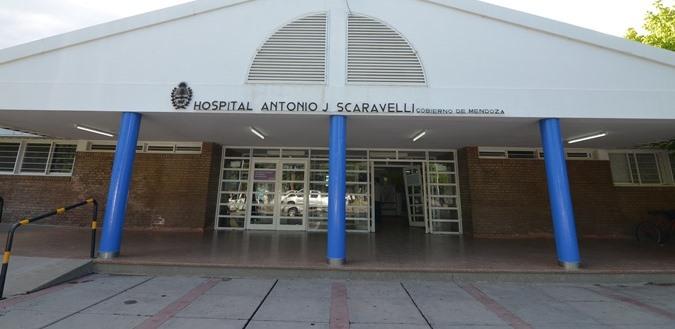Uno de los pacientes internados en el Scaravelli con Covid-19, pasó a terapia intensiva