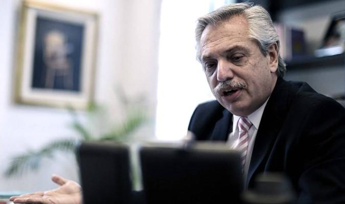 Alberto Fernández y un encuentro con Juntos Por el Cambio, separado del resto de la oposición