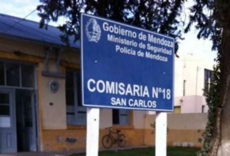 Buscaban a la pareja de un penitenciario que había desaparecido en San Rafael: apareció en San Carlos