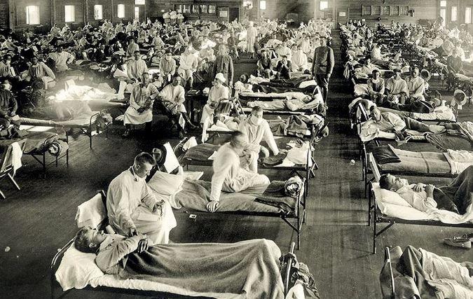 Historia de Pandemias y una crisis que abre un camino nuevo