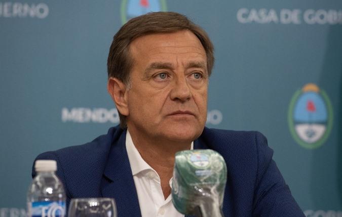 Suarez solicitó a la Nación volver al Distanciamiento Social y la apertura de varias actividades