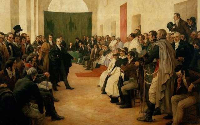 Efemérides: el 22 de mayo de 1810, una sesión a Cabildo Abierto votaba por la destitución del virrey Cisneros