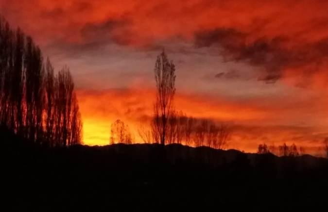 Lunes patrio con tiempo bueno en el Valle de Uco: la máxima estará por encima de los 20 grados