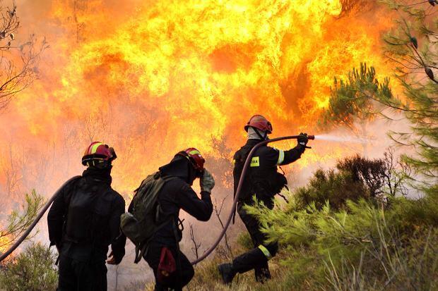 Efemérides: 4 de mayo, Día Internacional del Combatiente de Incendios Forestales