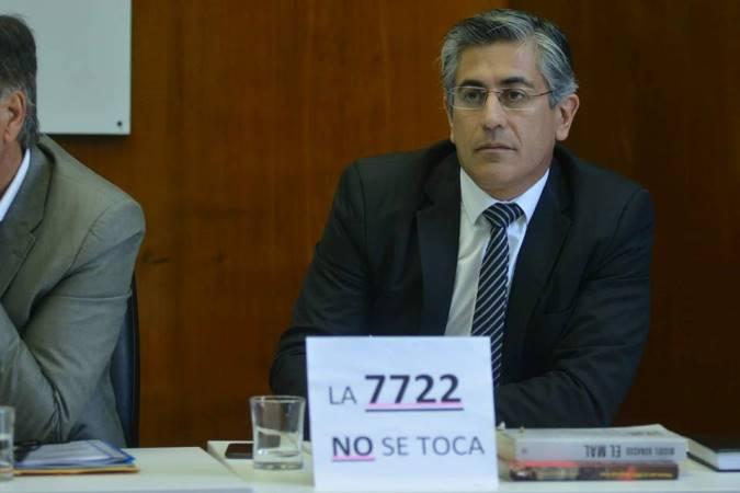 Tras un pedido de la Justicia, le dieron despacho al desafuero del legislador sancarlino Marcelo Romano