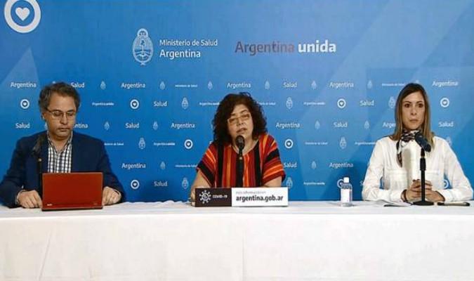 Ya son 419 las víctimas fatales por Covid-19 en Argentina