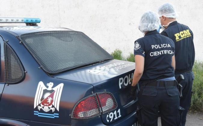 Feriado fatal: un motociclista perdió la vida en Tunuyán tras chocar contra un árbol