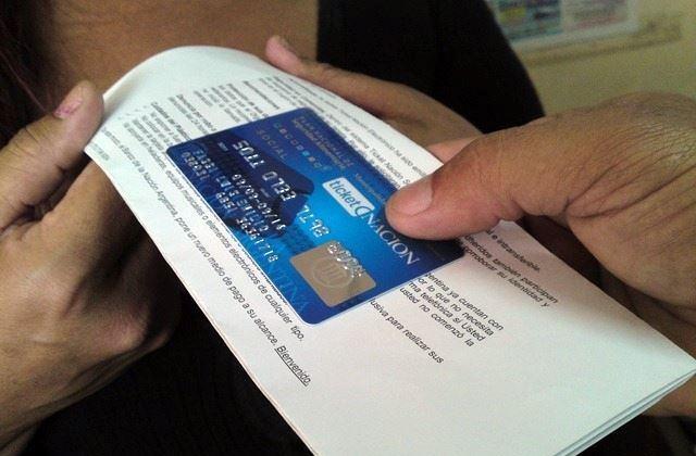 Tarjeta Ticket en Tupungato: se publicó una lista de beneficiarios que deben retirarla hoy en el Banco