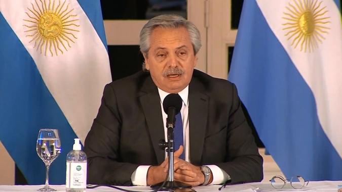 Alberto Fernández lanzó un programa federal para la construcción de viviendas