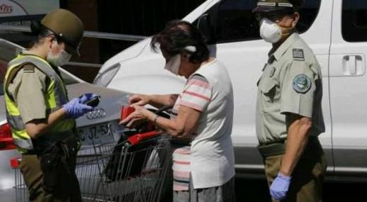 Chile reporta su cifra más alta de contagios por coronavirus en un día con 4.276 nuevos casos