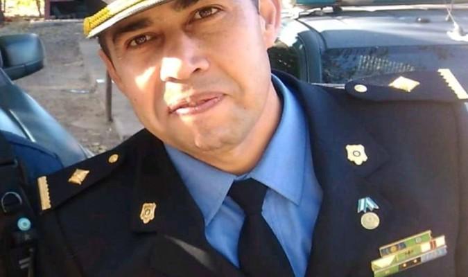 Consternación por la muerte del subcomisario Luis Pérez, considerado un héroe en la fuerza policial