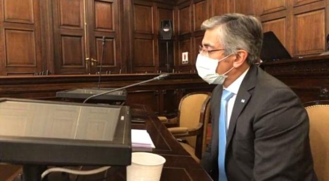Por 22 votos contra 16, se aprobó el desafuero del sancarlino Marcelo Romano