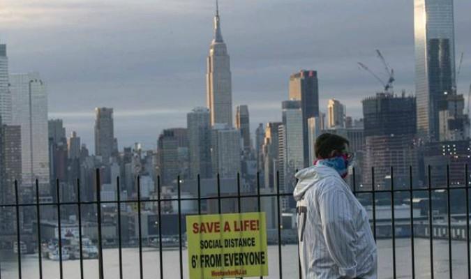 Estados Unidos: la ciudad de Nueva York superó los 20.000 muertos