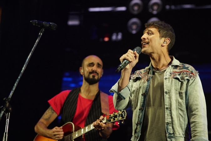 Artistas en Cuarentena: Seba Garay, el amigo mendocino de Abel Pintos, nos cuenta sobre la gira con el cantante