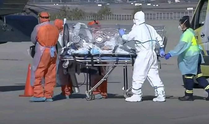Coronavirus en Chile: por la cantidad de pacientes internados, comenzaron a escasear los recursos