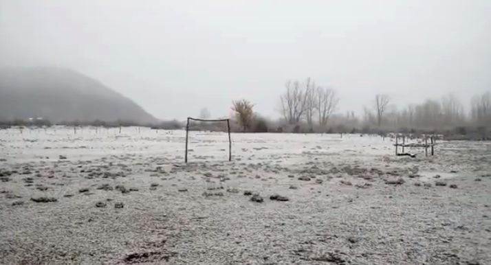 """Vuelve el intenso frío a la región: """"Está la chance de que se registre alguna nevada débil en sectores del llano"""""""