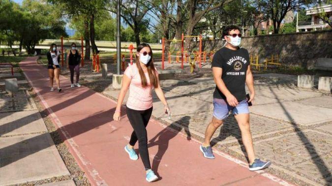 Covid-19 en Mendoza: se aprobó el protocolo de las actividades deportivas que serán habilitadas desde este jueves