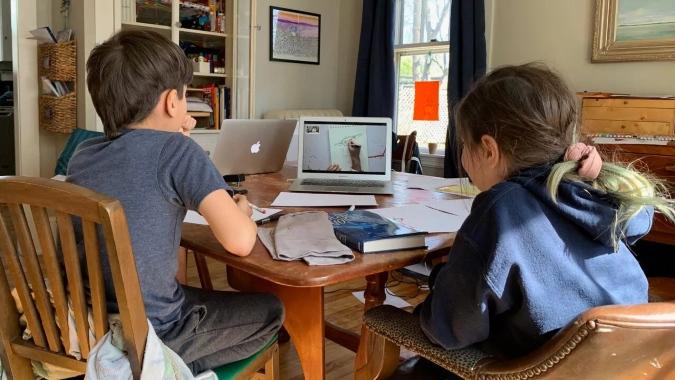 """""""Volvé a la Escuela"""": buscarán a estudiantes que abandonaron las clases en pandemia"""