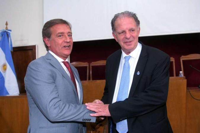 Renunció Jorge Nanclares, presidente de la Suprema Corte de Mendoza