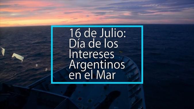 Efemérides: cada 16 de julio se celebra el Día de los Intereses Argentinos en el Mar