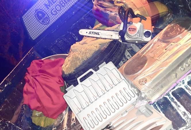 Robaron en una casa de Colonia Las Rosas y la Policía pudo recuperar todos los elementos