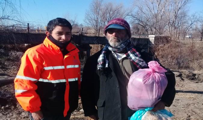 Vecinos de Tunuyán reclaman a las autoridades la falta de asistencia a personas en situaciones vulnerables