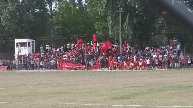 El Club Independiente Tunuyán Sportivo Las Rosas cumplió 90 años de historia