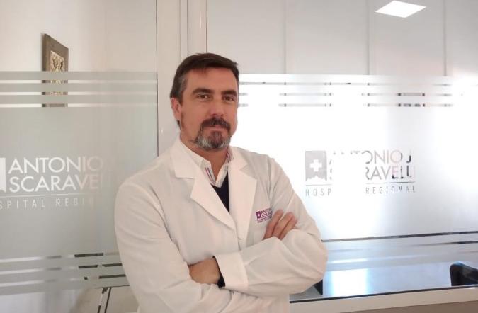 """El Scaravelli sigue dando turnos para consultas médicas: """"Esperemos poder seguir con estos servicios"""""""