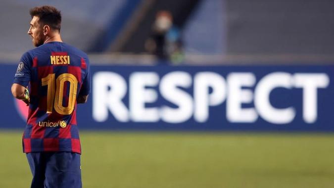 Bomba mundial: Lionel Messi pidió irse del Barcelona
