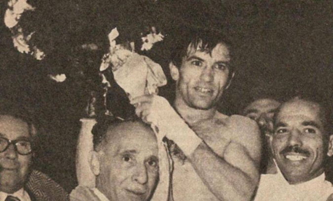 Hace 72 años el tupungatino Pascual Pérez ganaba el oro olímpico, el único en la historia de Mendoza