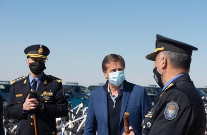 """Rodolfo Suarez: """"La situación del sistema sanitario empieza a ser crítica"""""""