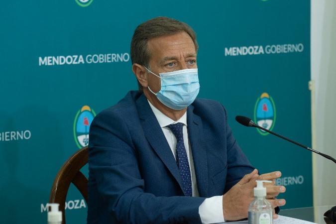 Valle de Uco continúa con las mismas medidas, pero si no bajan los contagios Suarez endurecerá las restricciones