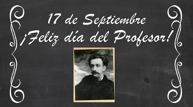 Efemérides: hoy se celebra el Día del Profesor en conmemoración a José Manuel Estrada
