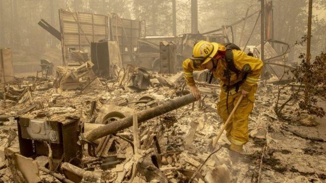 Incendios en Estados Unidos: la cifra de muertos aumenta mientras el fuego avanza por Oregón, California y Washington