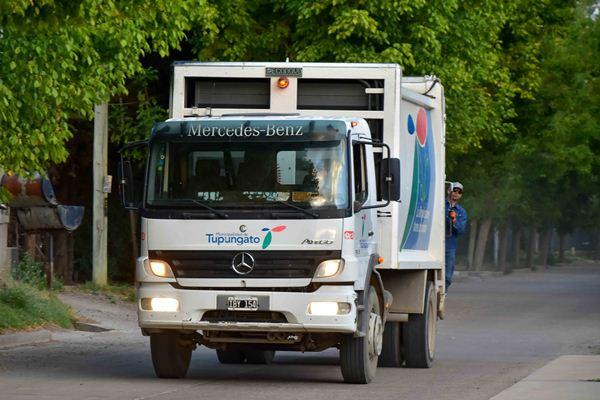 Covid-19: Tupungato informa cómo los pacientes deben despachar los residuos para evitar la propagación del virus