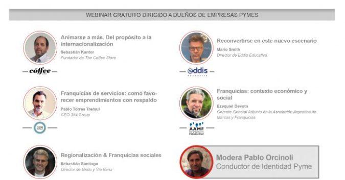 Economía invita a participar de un webinar gratuito para Pymes mendocinas